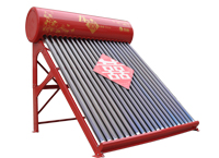 龙喜太阳能热水器