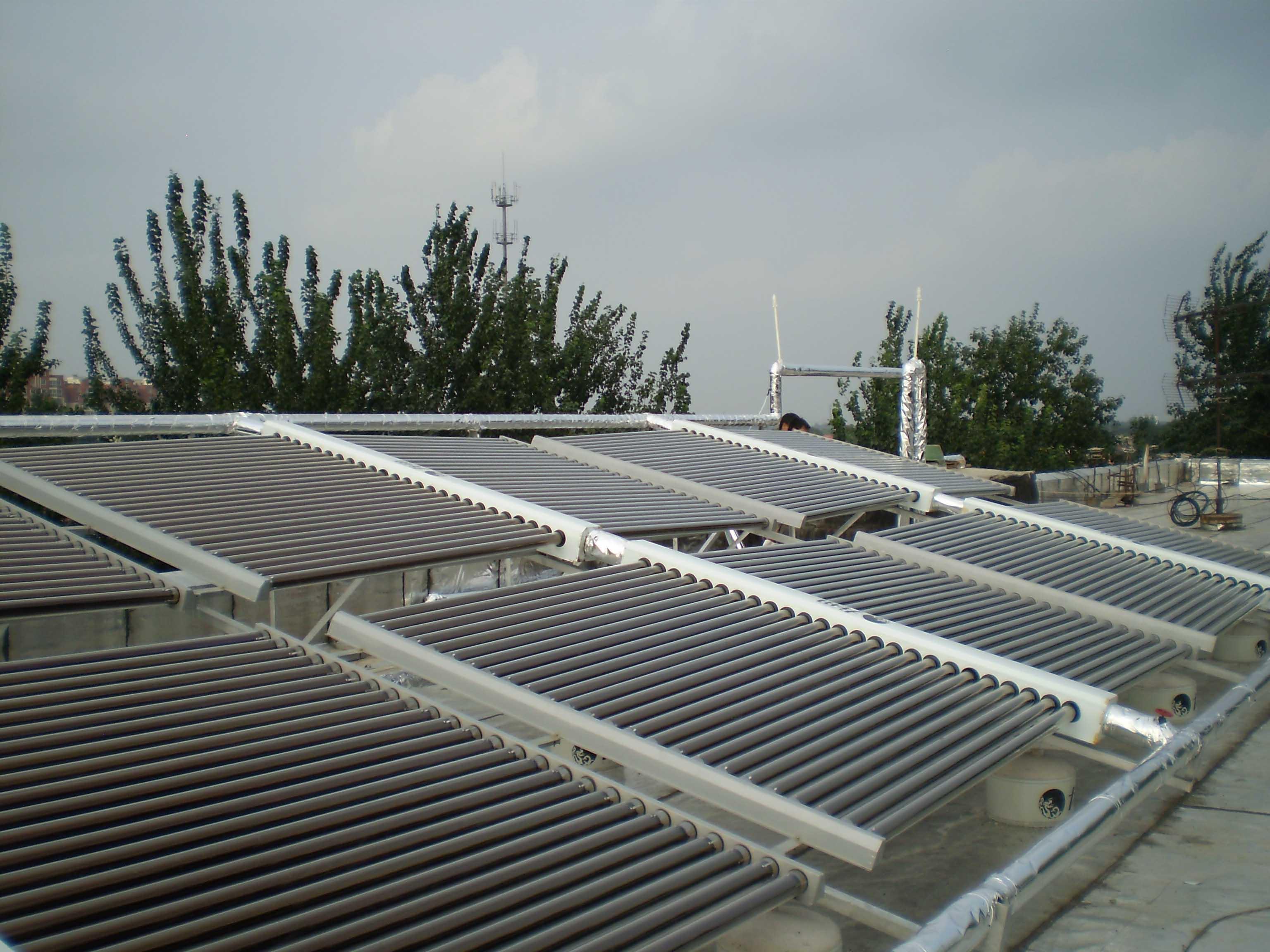 太阳能热水工程简介