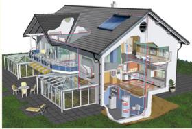 龙田太阳能采暖选用原则