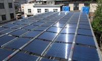 桑拿、洗浴中心太阳能热水解决方案