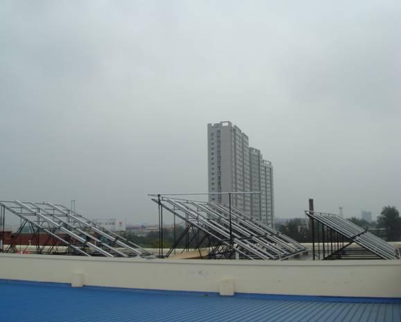 职工洗浴太阳能工程