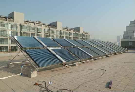 安阳银杏小学太阳能工程