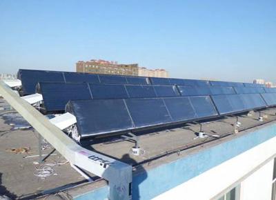 太阳能空气集热器采暖示范项目
