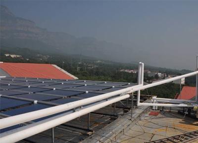 大酒店太阳能热水工程项目