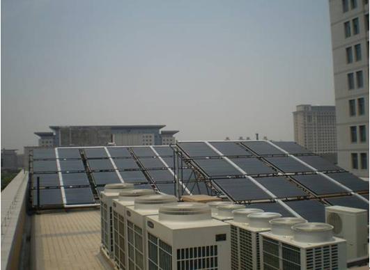 办公楼太阳能热水工程